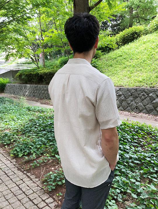 ワシ プラス シャツ